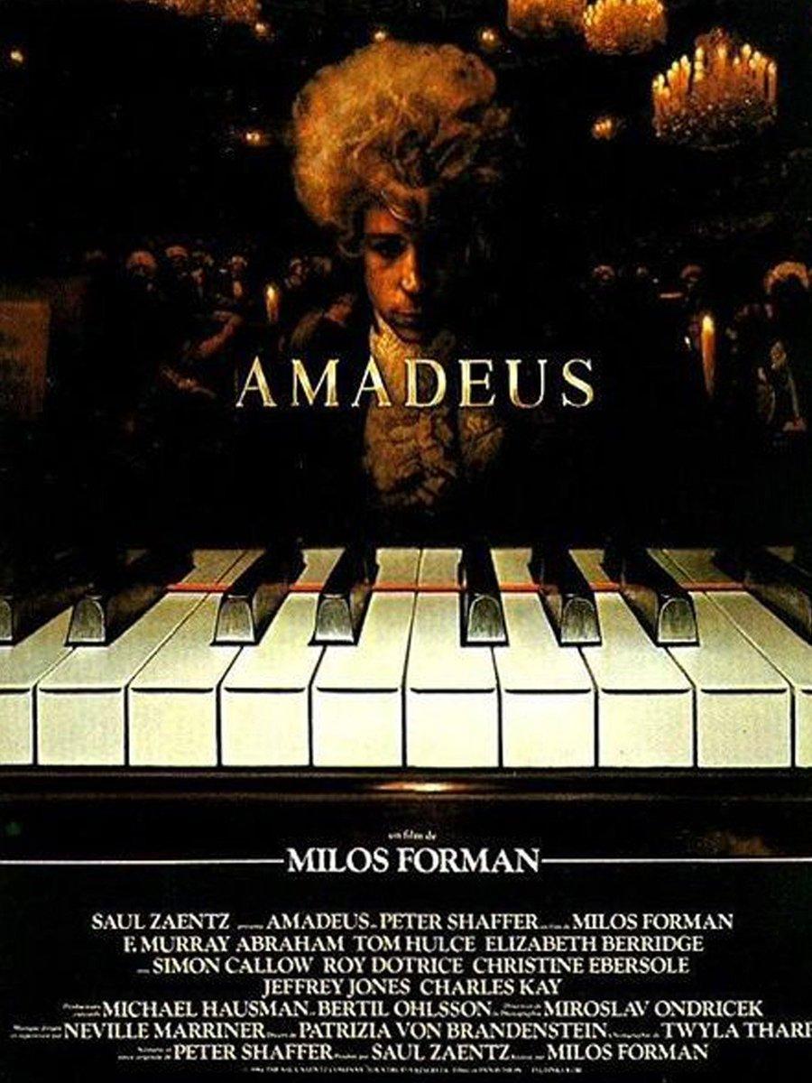 8 #Oscars ce soir sur @France5tv avec l&#39;incontournable, indémodable et génial #Amadeus director&#39;s cut #MilošForman #TomHulce #FMurrayAbraham<br>http://pic.twitter.com/ivYEGAigkU
