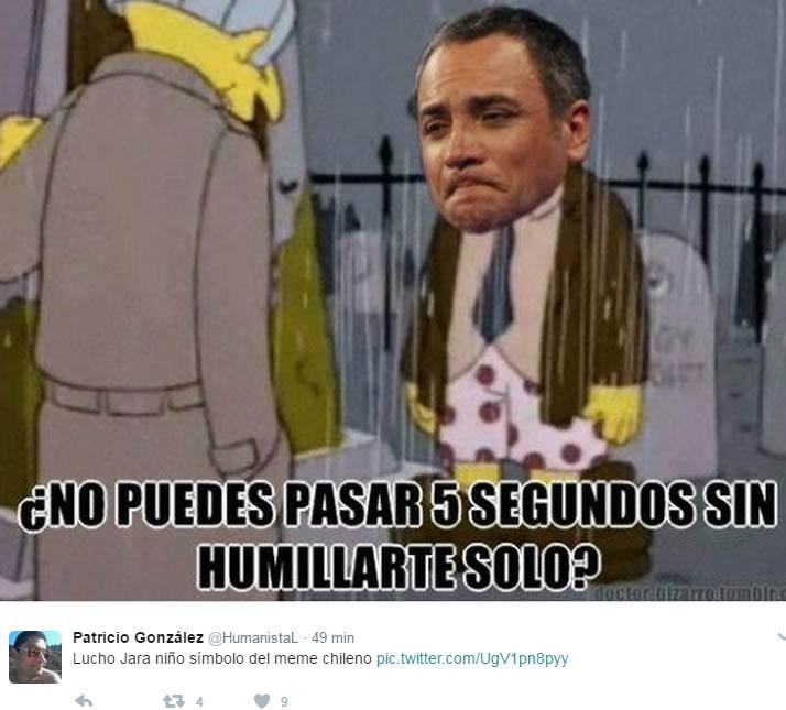 Estas #fotos de #LuchoJara lo hicieron Trending Topic: Burlas sin piedad en las redes sociales | https://t.co/VfUxIizkiM https://t.co/ecbVwyeKB9