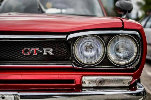Not just a pretty face. #MondayMotivation #OMGTR #hakosuka #GTR  @the...