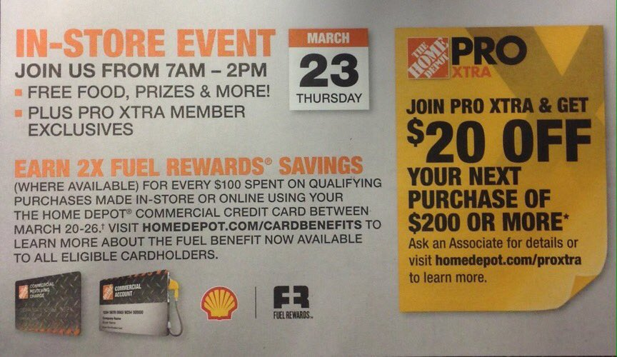 Thdstore4162 On Twitter Join Us At The Matamoras Home Depot This