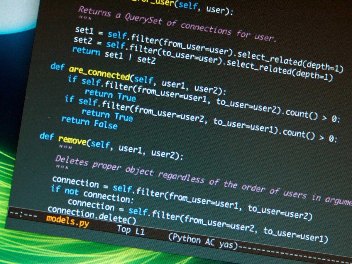 Singleton python module installer