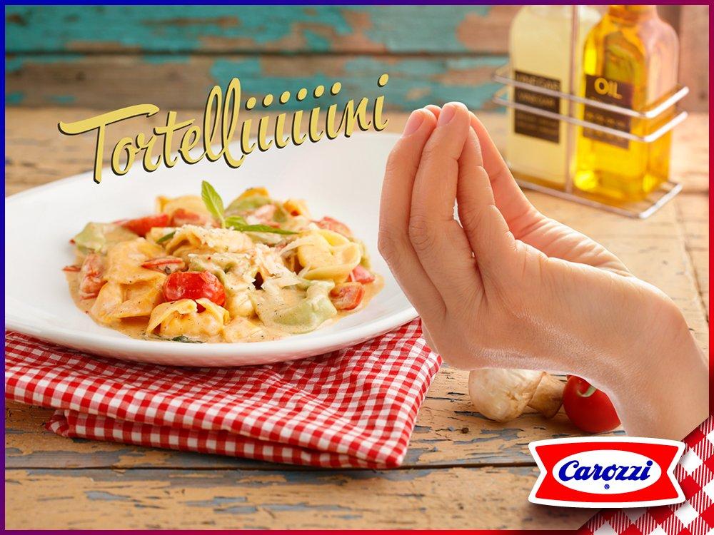 ¡El plato de hoy es molto bueno! Traemos Italia a la mesa para que disfrutemos juntos 🛫 #ElMantelNosUne https://t.co/EuqCvGwbhi