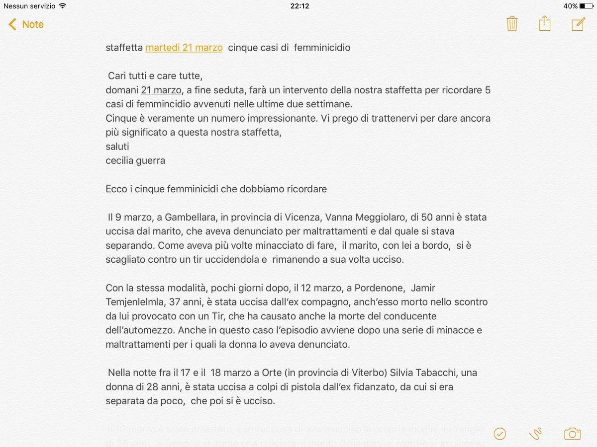 Monica Cirinnà On Twitter Domani In Opensenato Prosegue La Nostra