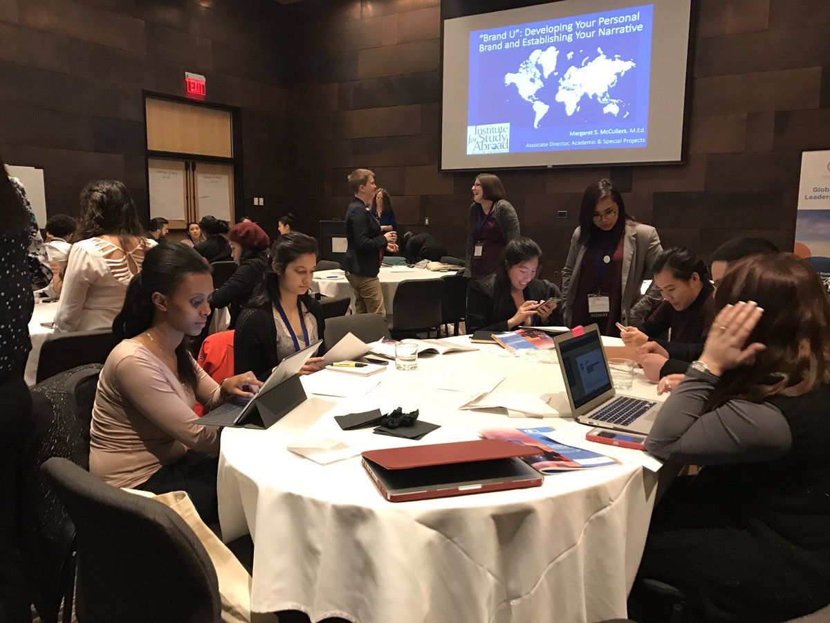 diversity abroad on gsls brand u developing diversity abroad on gsls2017 brand u developing your personal brand and establishing your narrative at dac17