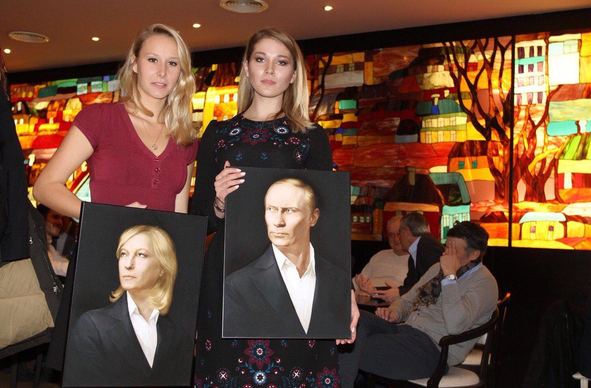 #World4Marine #Russia #DébatTF1 #Marine2017 @Marion_M_Le_Pen 🇷🇺🇫🇷
