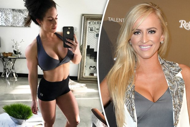 Wwe diva summer rae reacts to leaked photo rumours after paige sex tape scandal - Diva paige sex tape ...