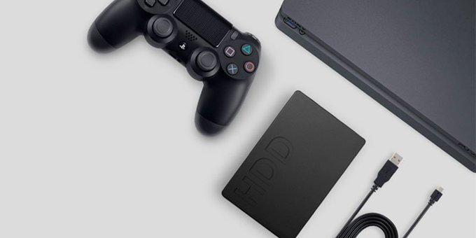¿Cómo descargar y guardar juegos de PS4 en un disco externo?