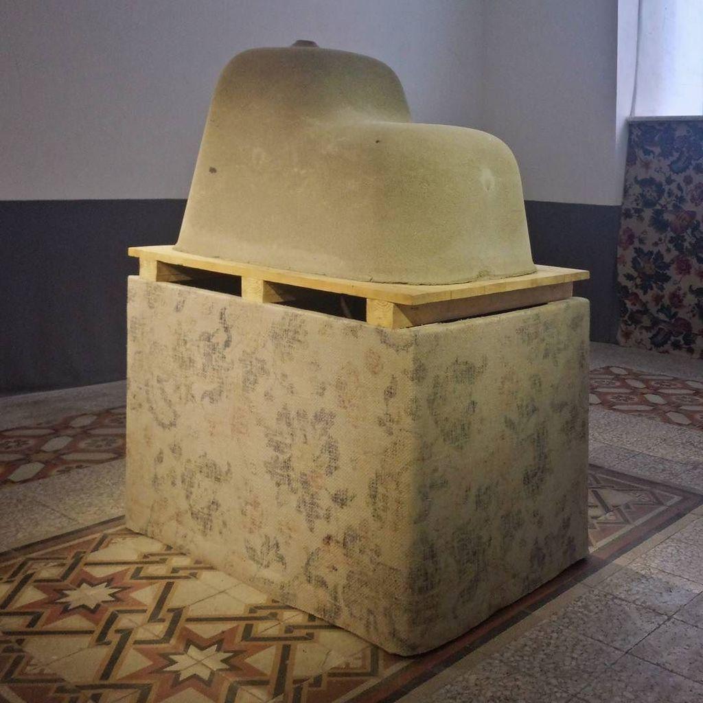#silviavendramel #altempostesso #tabularasatekégallery #carrara #sculpture https://t.co/0GOdtmFjtY