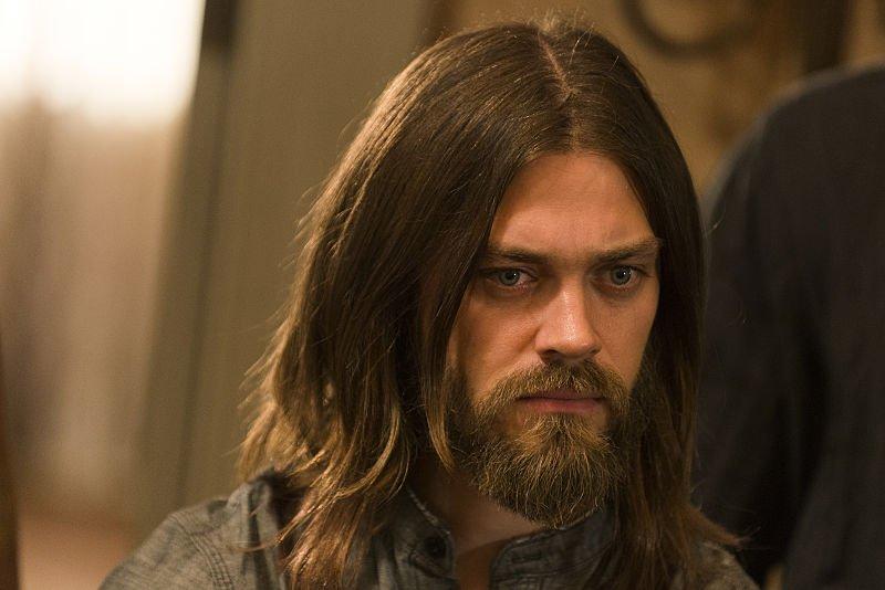 Tom Payne - Paul Rovia (Jesus) ✞ C7ZOAYGWkAAOOYD