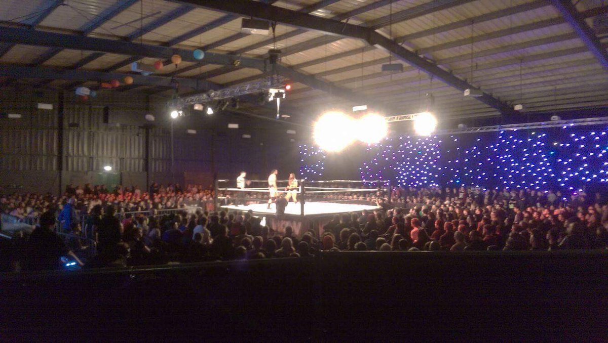 @WhatCulturePW tonight at Manchester https://t.co/oFORRgdNQi