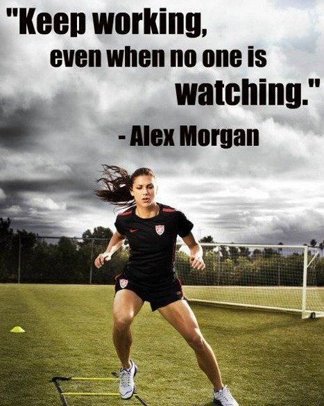 Get your head and body right for the week ahead!  #mondaymotivation  #AlexMorgan <br>http://pic.twitter.com/0eRkvbxl2X