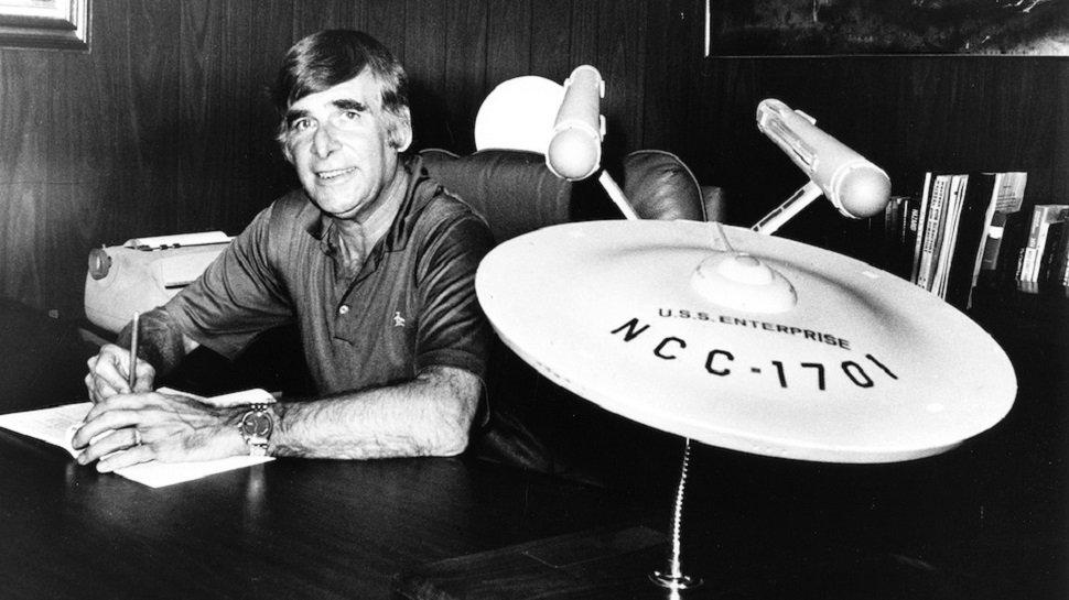 Gene Roddenberry had a #VeryLimitedRole in the creation of Star Trek....