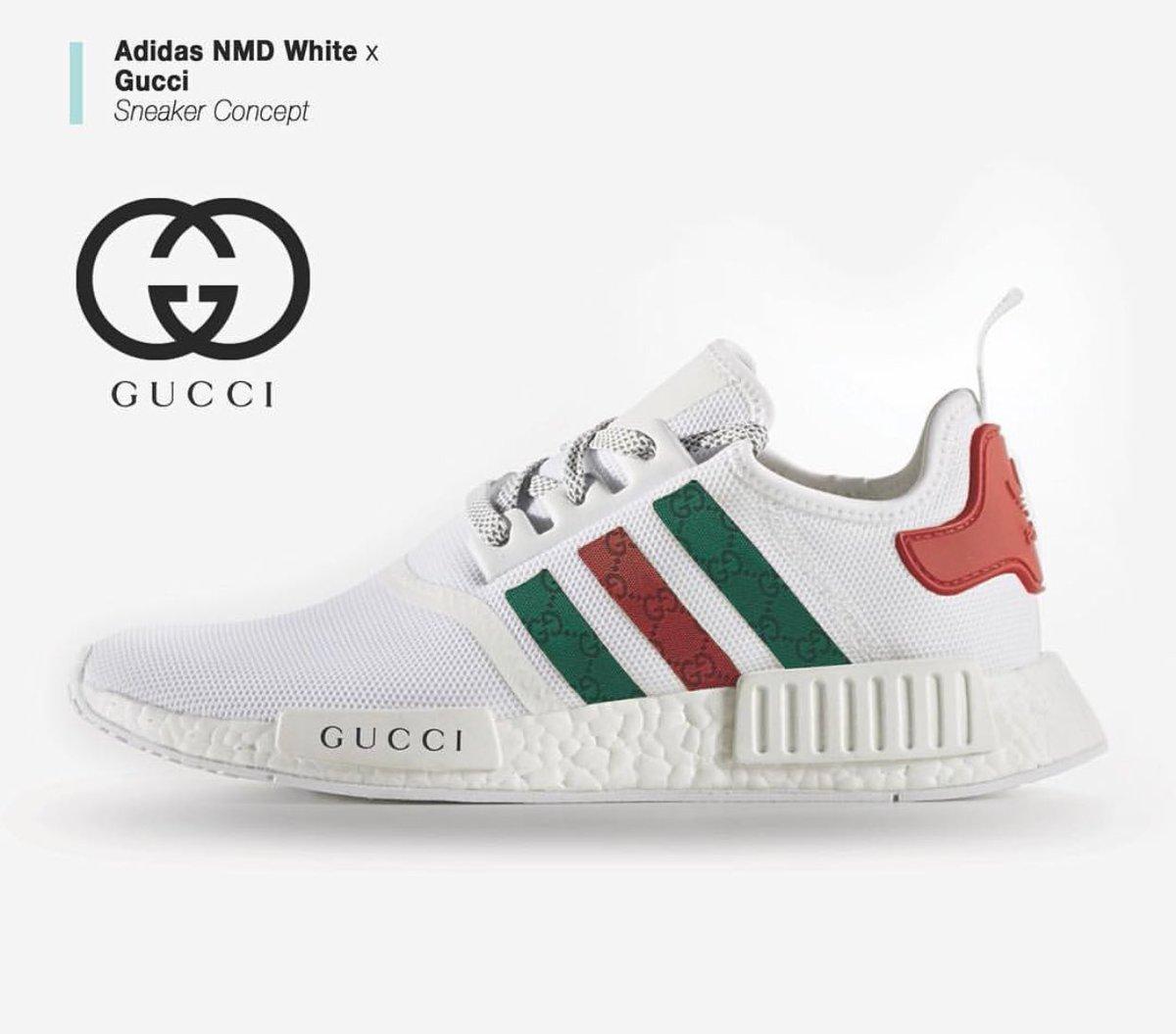 adidas nmd gucci