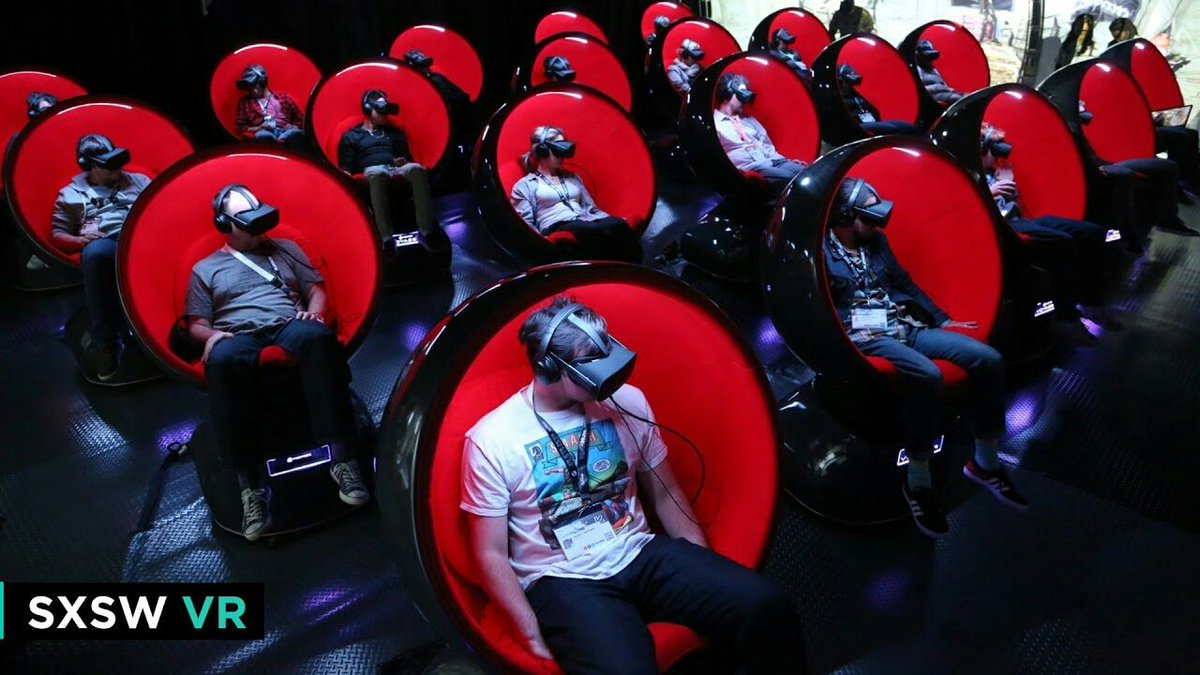 VR Invades SXSW 2017