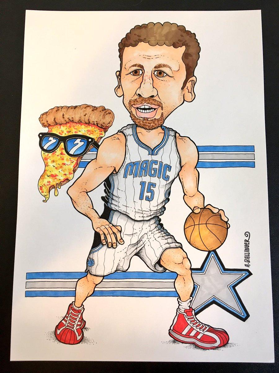 "Adam Ballinger on Twitter ""Hedo Turkoglu ate cheese pizza as his"