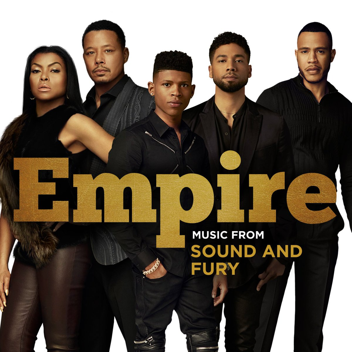 #Empire is BACK tomorrow. Get familiar with new music on our @Spotify...