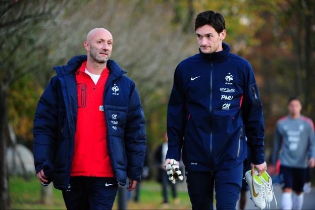 Fabien Barthez sur Hugo Lloris : «Je le jalouse un peu» https://t.co/9...