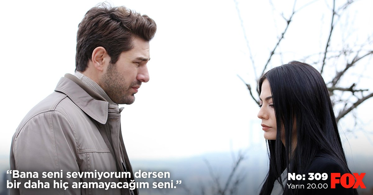 Lale, Onur'a 'seni sevmiyorum' diyecek mi sence? 👀 #No309 yarın FOX'ta...