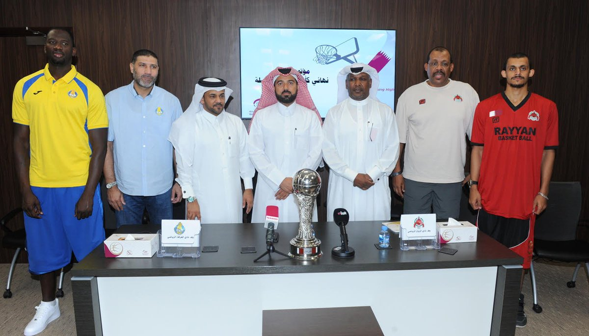 Al Rayyan to face Al Gharafa in Qatar Basketball Cup Final