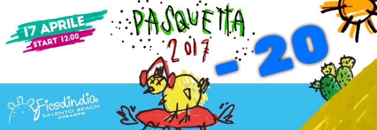 PaSqUeTtA FiCoDiNdIa... #iosonoficodindia #enjoy #season 2017 @ficodindia @ficodindiabeach<br>http://pic.twitter.com/Z4u8uaxlrA