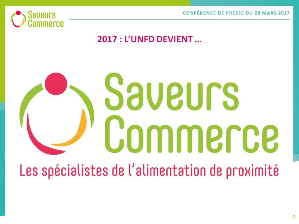 2017 l&#39;UNFD devient Saveurs Commerce : les spécialistes de l&#39;alimentation de proximité @SaveursCommerce #commerce #alimentation<br>http://pic.twitter.com/68AzC0Lc79