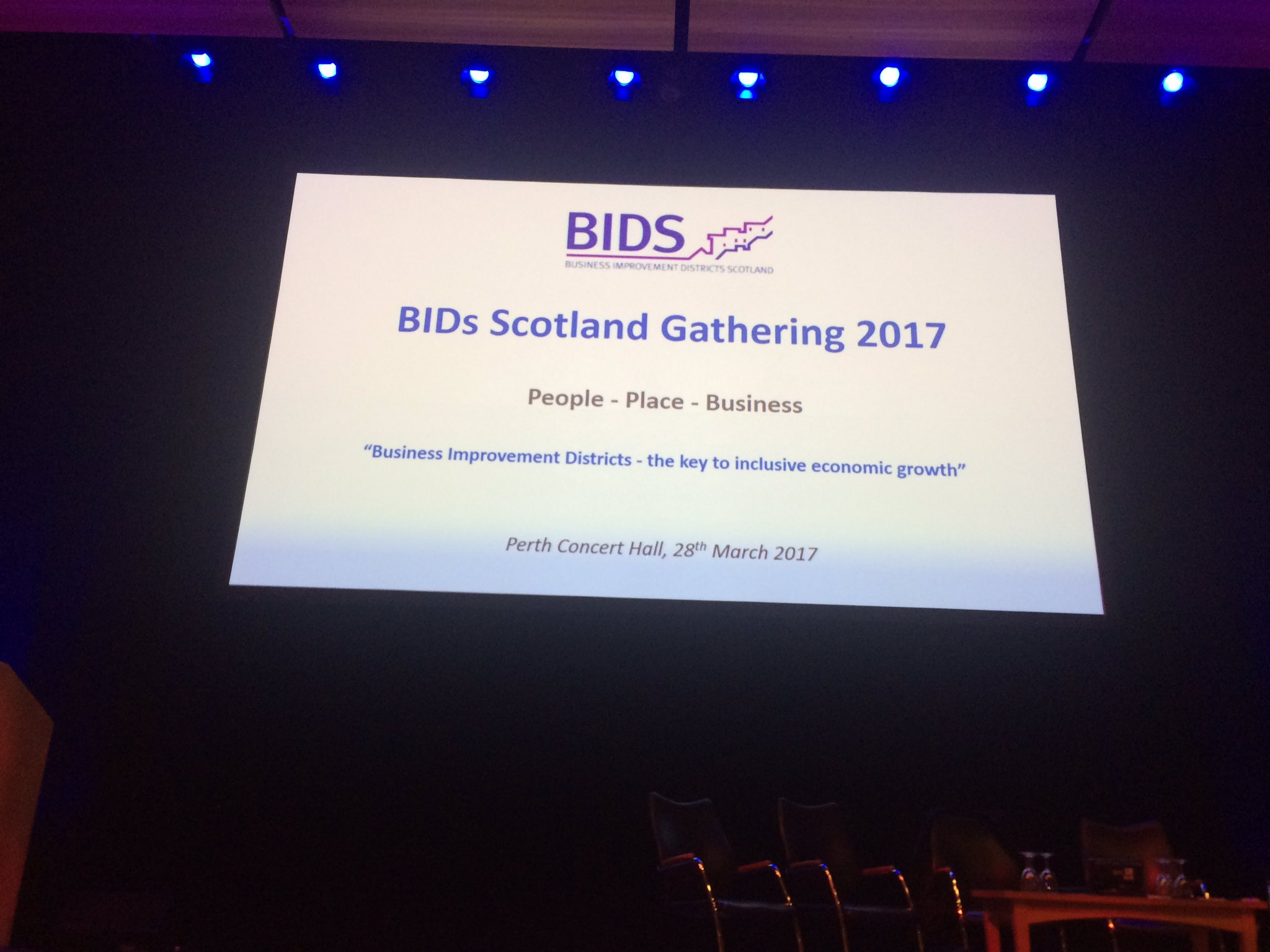 #BIDSGathering People - Place - Business: The key to inclusive economic growth #Perth https://t.co/A6WQRLidT6