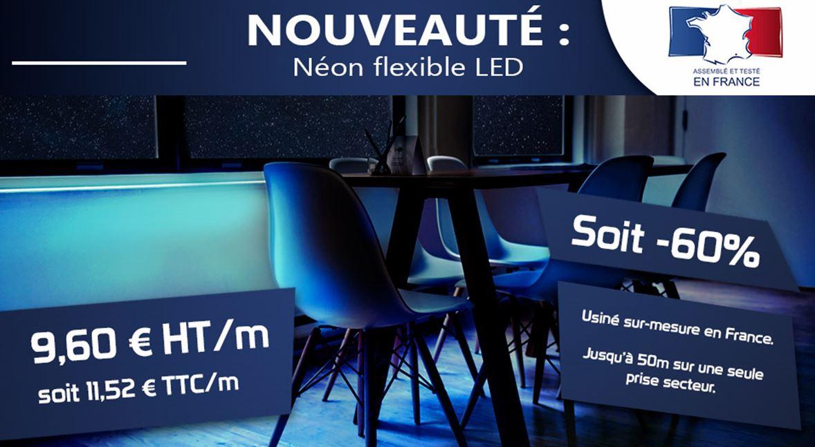 [NOUVEAUTÉ] Néon Flexible #LED sur-mesure assemblé et testé en #France.   http:// bit.ly/2o0Oybw  &nbsp;  <br>http://pic.twitter.com/KGxAl01rZl