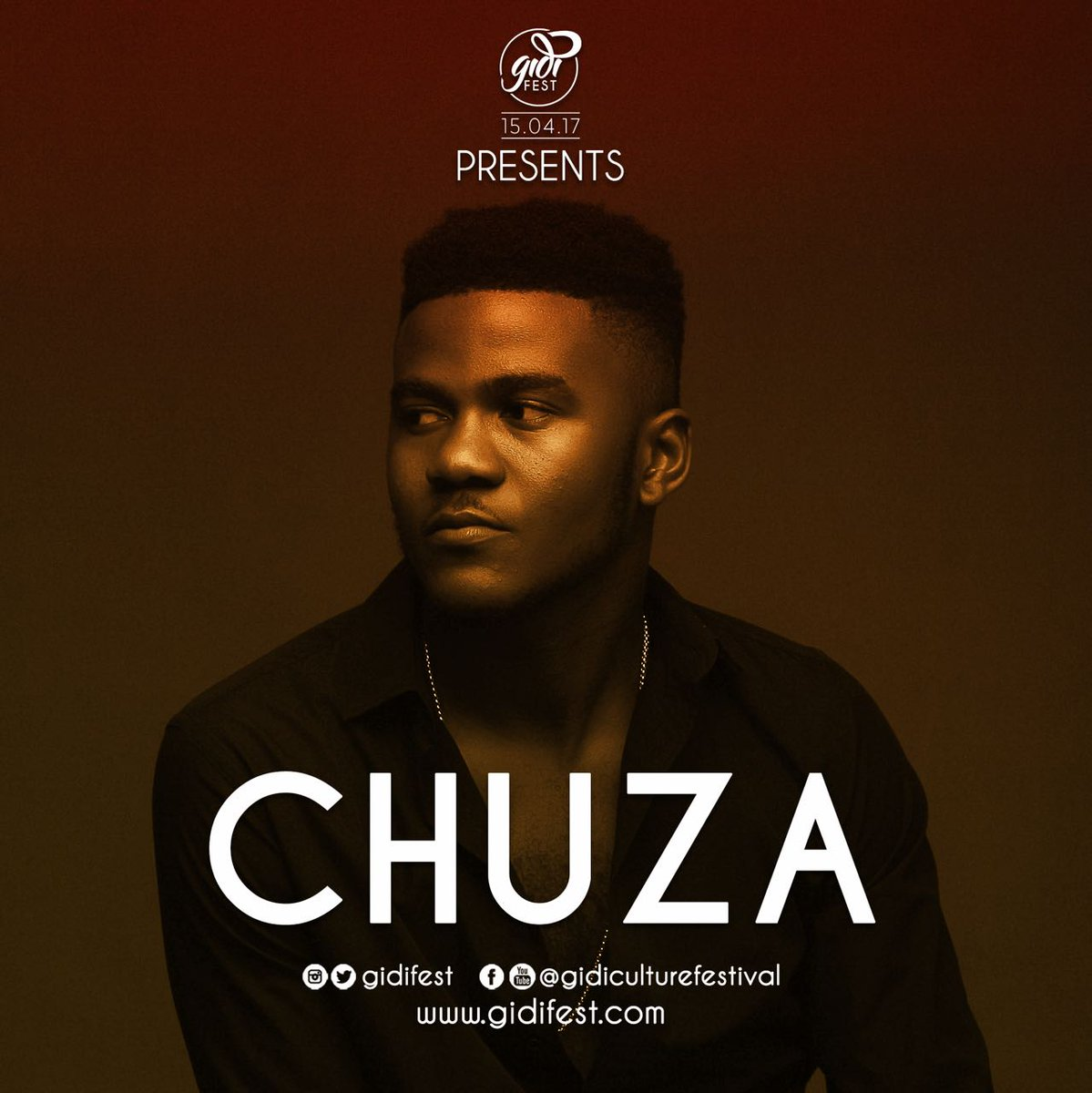 Come support @ChuzaDeclan He will be performing at @GidiFest 2017, #Ekoatlantic #Foryou #GidiFest2017  <br>http://pic.twitter.com/MIECNF0kwB