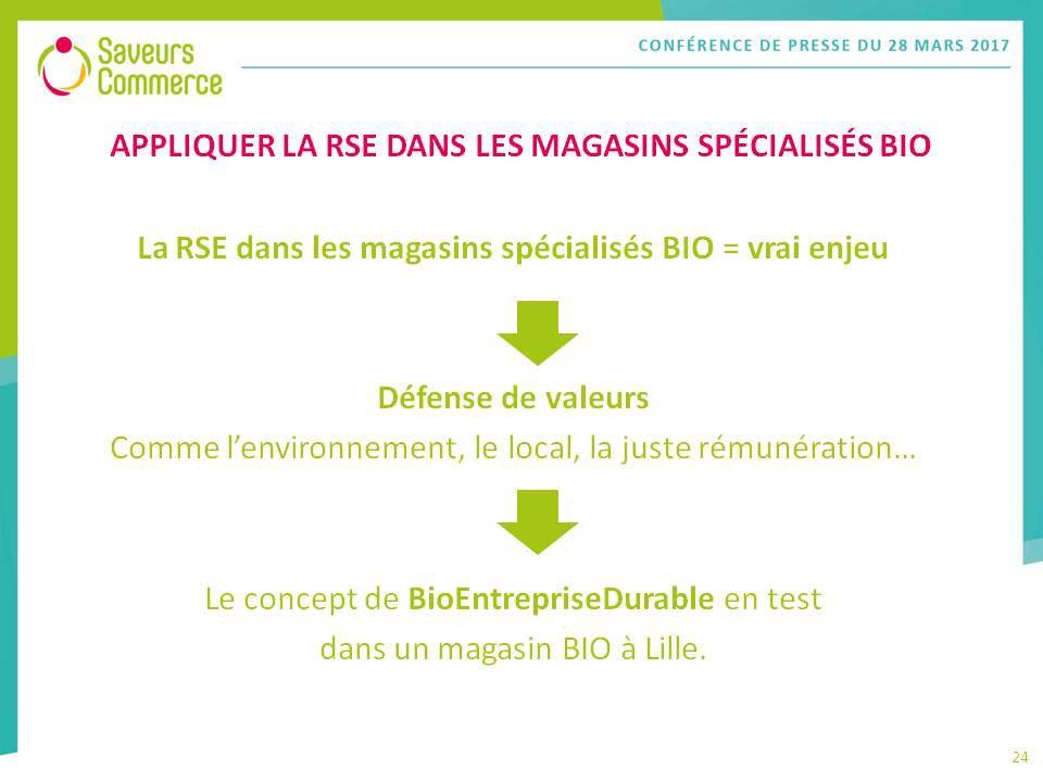 Claude Gruffat, président de  @Biocoop : appliquer la RSE dans les magasins spécialisés #bio #alimentation #commerce <br>http://pic.twitter.com/EyjilkVBbn