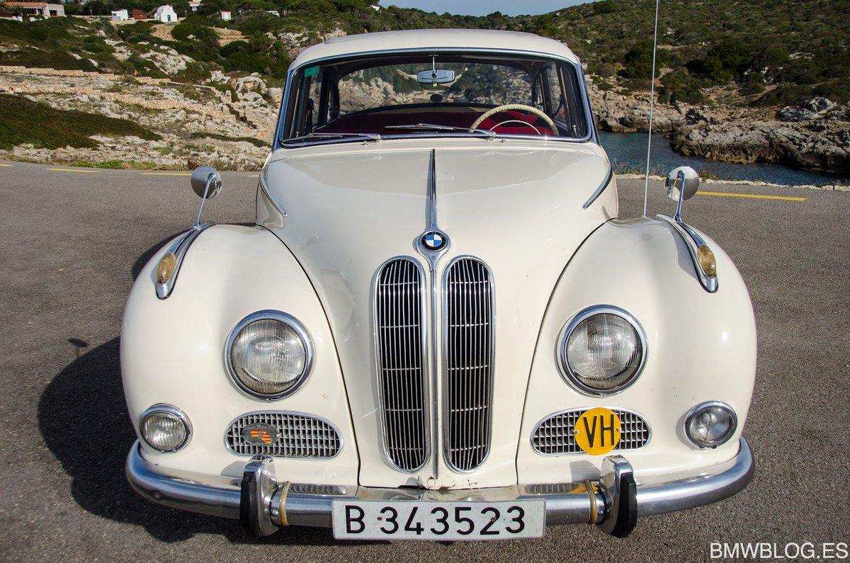 Bmw 502 super 8 el turismo m s r pido en alemania en 1962 http www bmwcoches com foro threads un poco de historia bmw 502 el ngel barroco 210