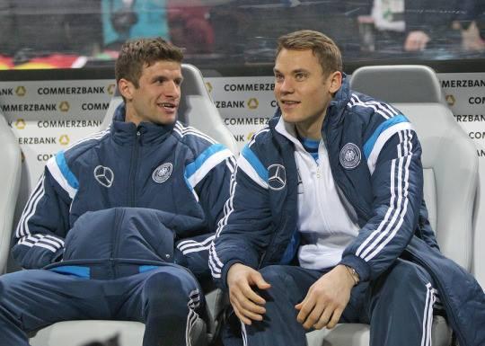 Happy birthday, @Manuel_Neuer ! Ois Guade, Manu! #esmuellert https://t...