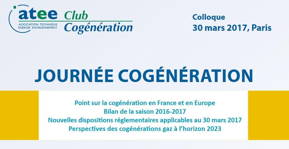 On vous donne RDV  #Jeudi sur la journée #ATEE #PARIS  Evolutions des mécanismes de soutien #Cogénération  http://www. eneria.fr/actualites/eve nements/cogeneration-atee-mars-2017/ &nbsp; … <br>http://pic.twitter.com/dPyojeiYD1