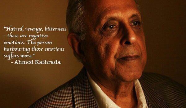#RIP Ahmed Kathrada....🙏🏽🙏🏽🙏🏽 Selfless. Inspirational. An Icon.... May...