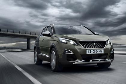 Hot Hybrid Peugeot 3008 Suv Confirmed For 2019 Production