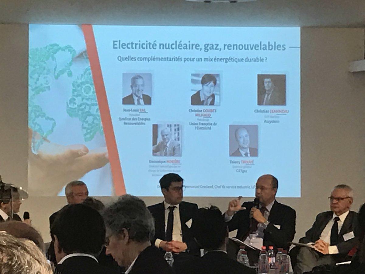 #ForumTE : @ThTrouve &quot;Ne pas réduire la #transitionenergetique à la composition du mix électrique.&quot; <br>http://pic.twitter.com/wu00ct7tuy