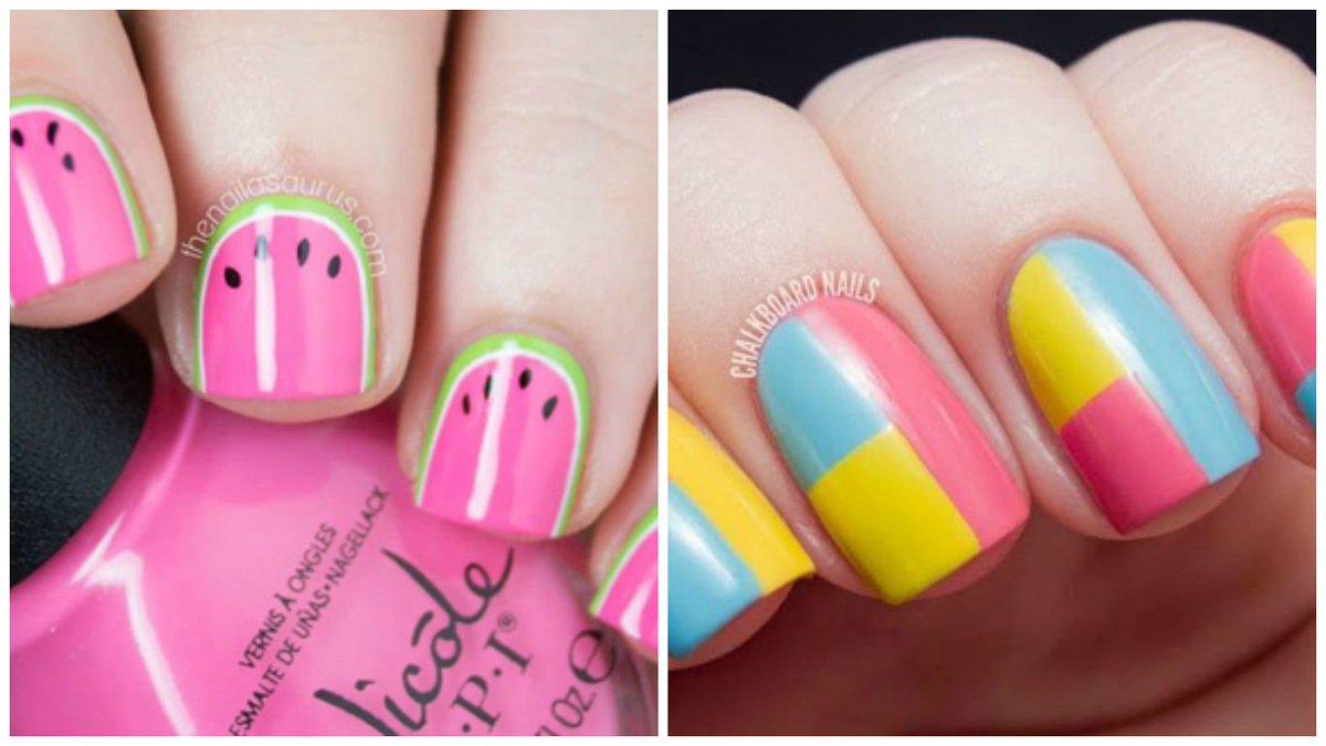 Dise os de u as nailsdesigns1 twitter - Disenos de unas pintadas ...