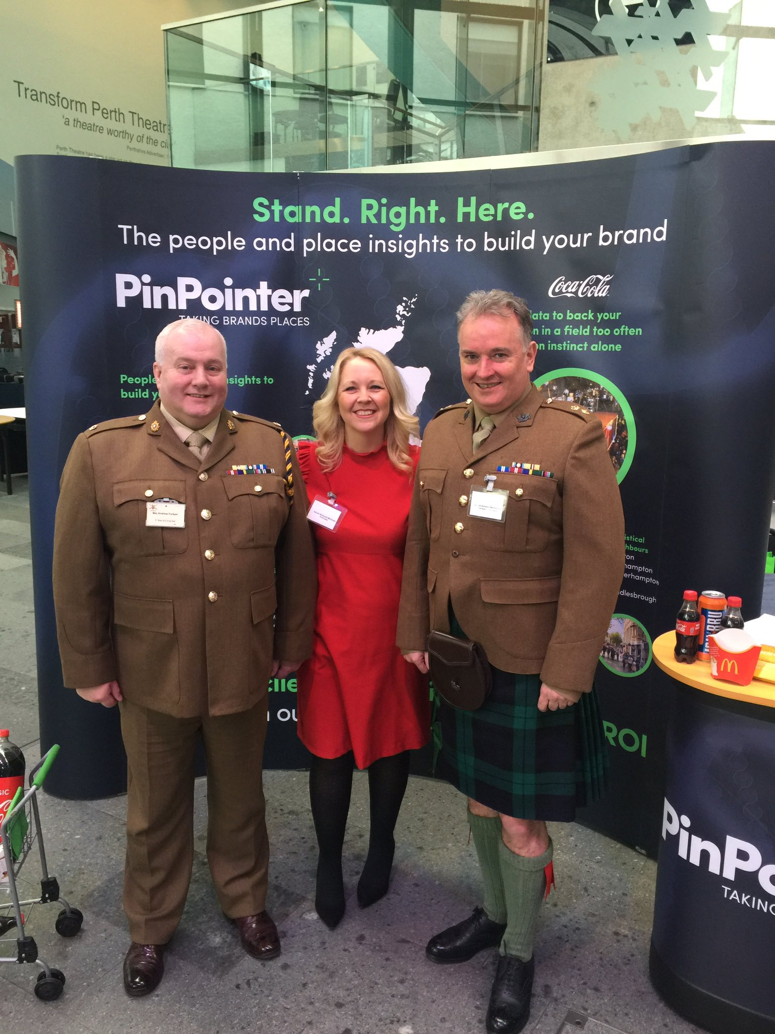 @PinPointerUK excited to be here @bidscotland gathering 2017. Come over and say hi! Kilts are welcome! https://t.co/ZbtrZPsT3k