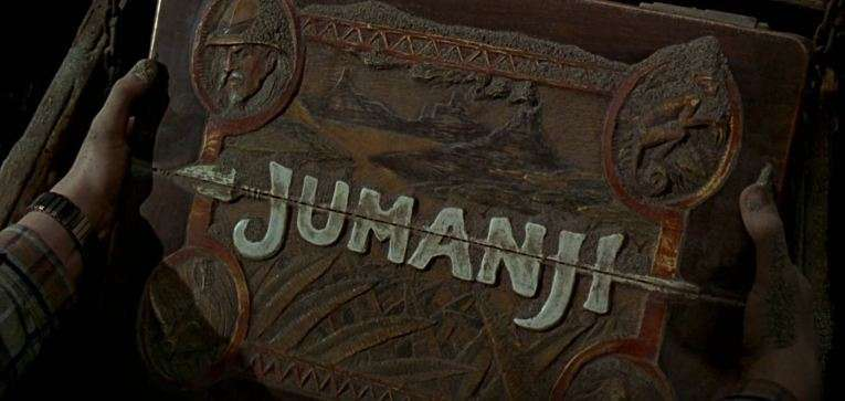 The New Jumanji Movie Gets A Title, Video Game Plot Confirmed https://...