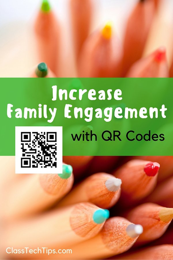 Increase Family Engagement with QR Codes #edtech #scannabletech https://t.co/KHaBcimcO4 https://t.co/TY5MhEnUq7