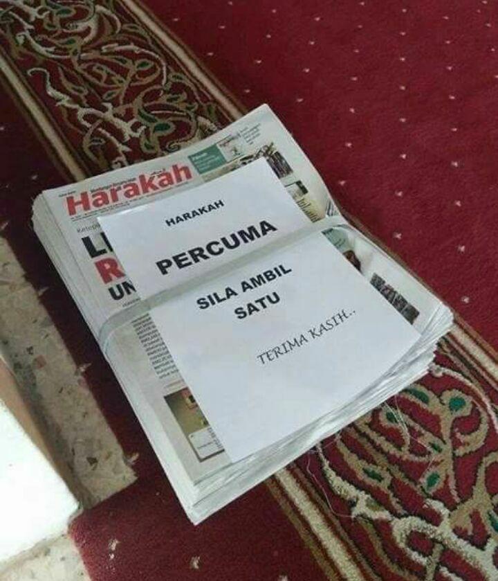 Image result for harakah percuma
