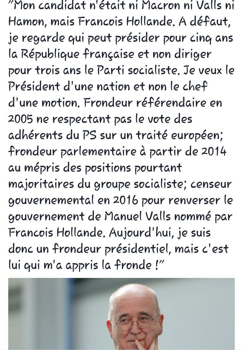 Magnifique texte de #BernardPoignant ex conseiller #Hollande aux @JeunesSocialist @benlucas80 ! Merci @s_guerand pour l info. #Hamon <br>http://pic.twitter.com/GkeoJLevJQ