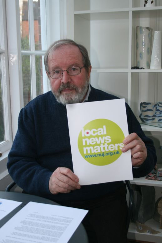Good local media are key to ensuring NHS cuts and closures don't slip through unchallenged says Oxford GP Ken Williamson, #LocalNewsMatters https://t.co/h0lNyrdyFw