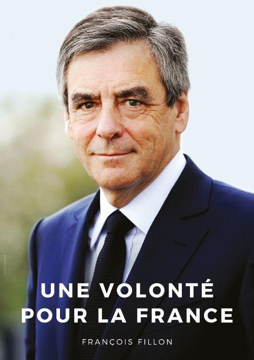 #Présidentielle2017 #EnDirect &gt;&gt; Une volonté pour la #France: @FrancoisFillon dévoile sa nouvelle affiche de campagne (@BFMTV)<br>http://pic.twitter.com/6lKfjpXYC8