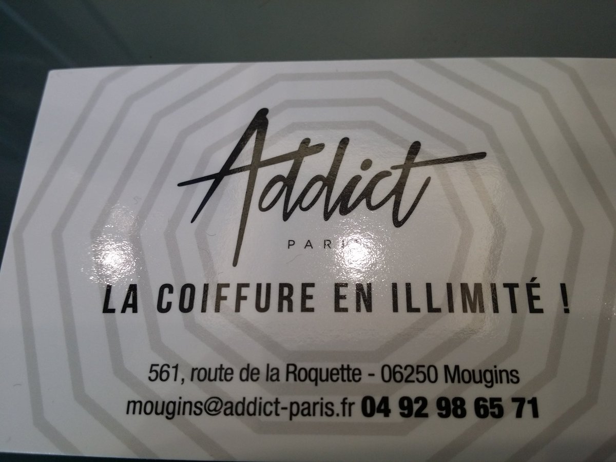 Coiffeur on for Salon de coiffure mougins