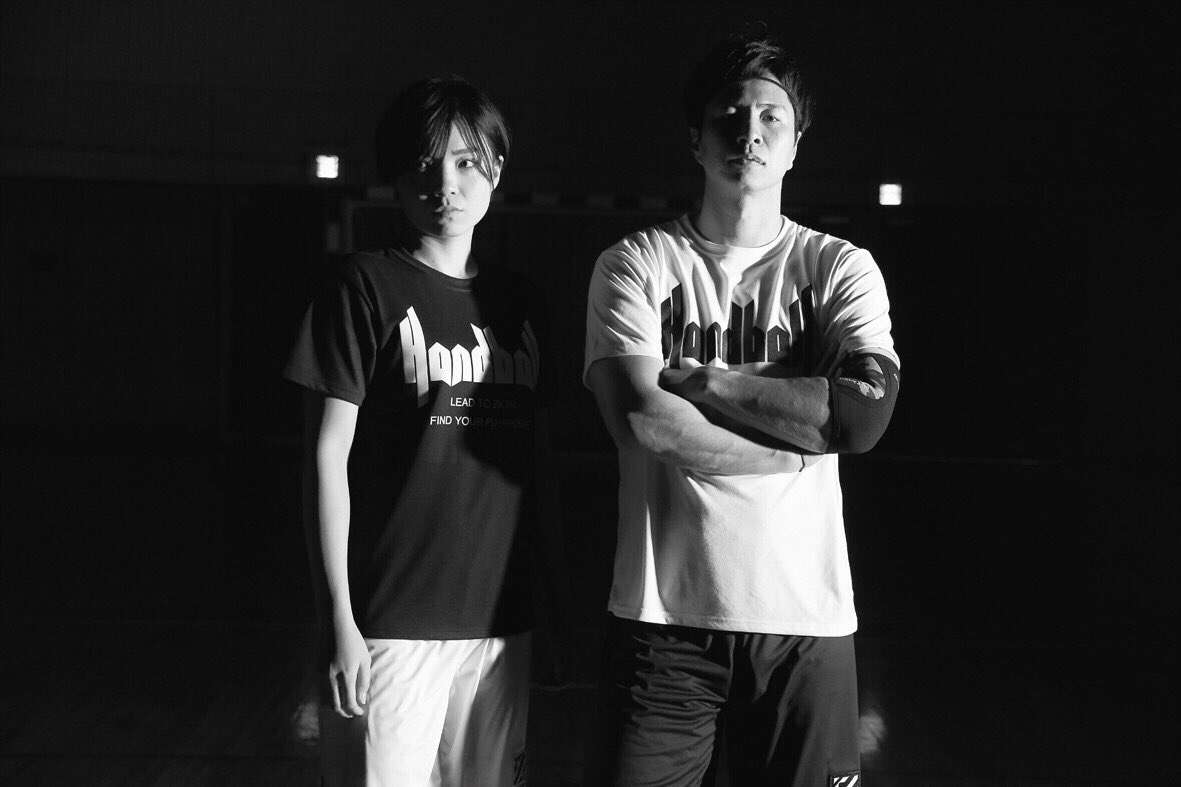 LEAD TO ZION 2017 THIRD COLLECTION @no5_kairi_0122   ハンドボールが日本でメジャースポーツへ... beliefbrand.  #ltzion #handball #zionhb #belief<br>http://pic.twitter.com/61mCQ19jg9