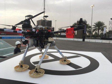 Gara di robotica, il drone catanese dell'UnictTeam quarto ad Abu Dhabi - https://t.co/SX2QhWnAUa #blogsicilianotizie