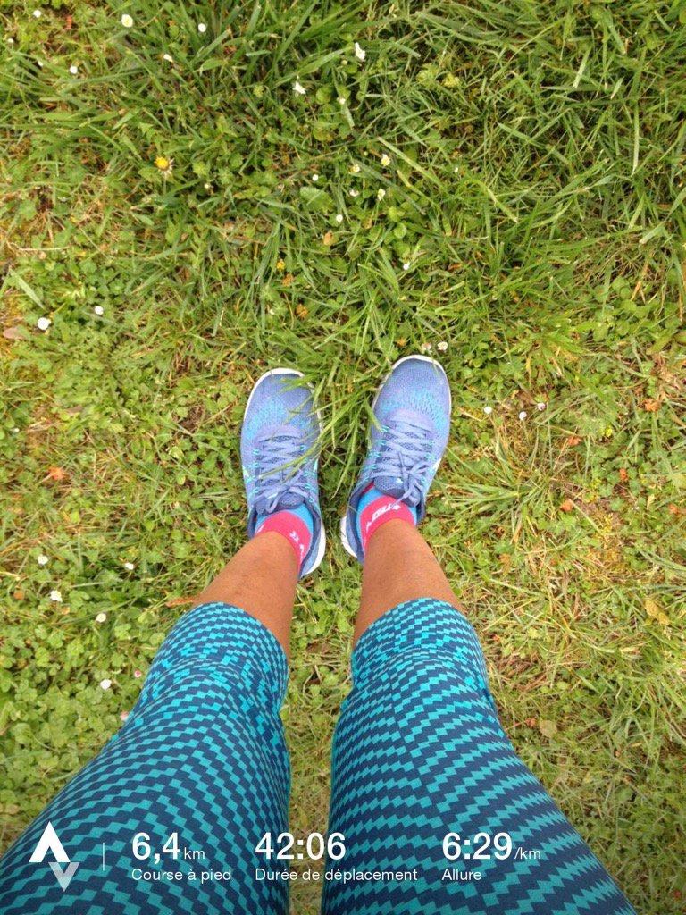 Regardez ma course à pied sur Strava. #strava #running #courir #happyrun #morningrun<br>http://pic.twitter.com/i5yGaMmU1k