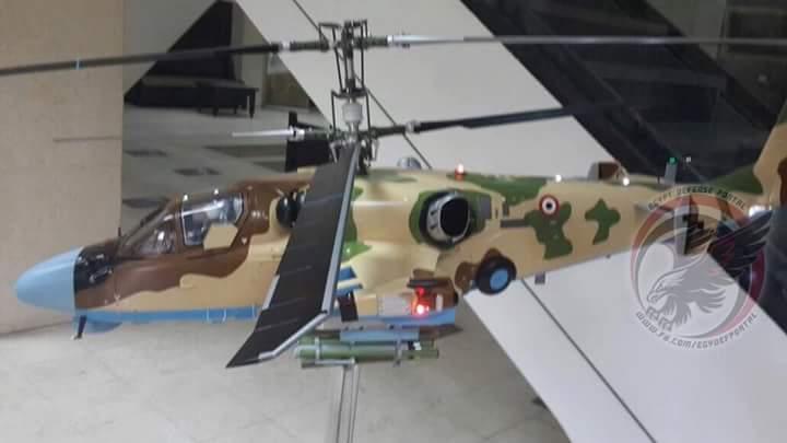 """مصر تستعد لإستلام ـ46 مروحية """"التمساح"""" لتكون أول دولة في العالم تحصل علي طراز'' كا-52'' من روسيا C7_yAfCWsAAznau"""
