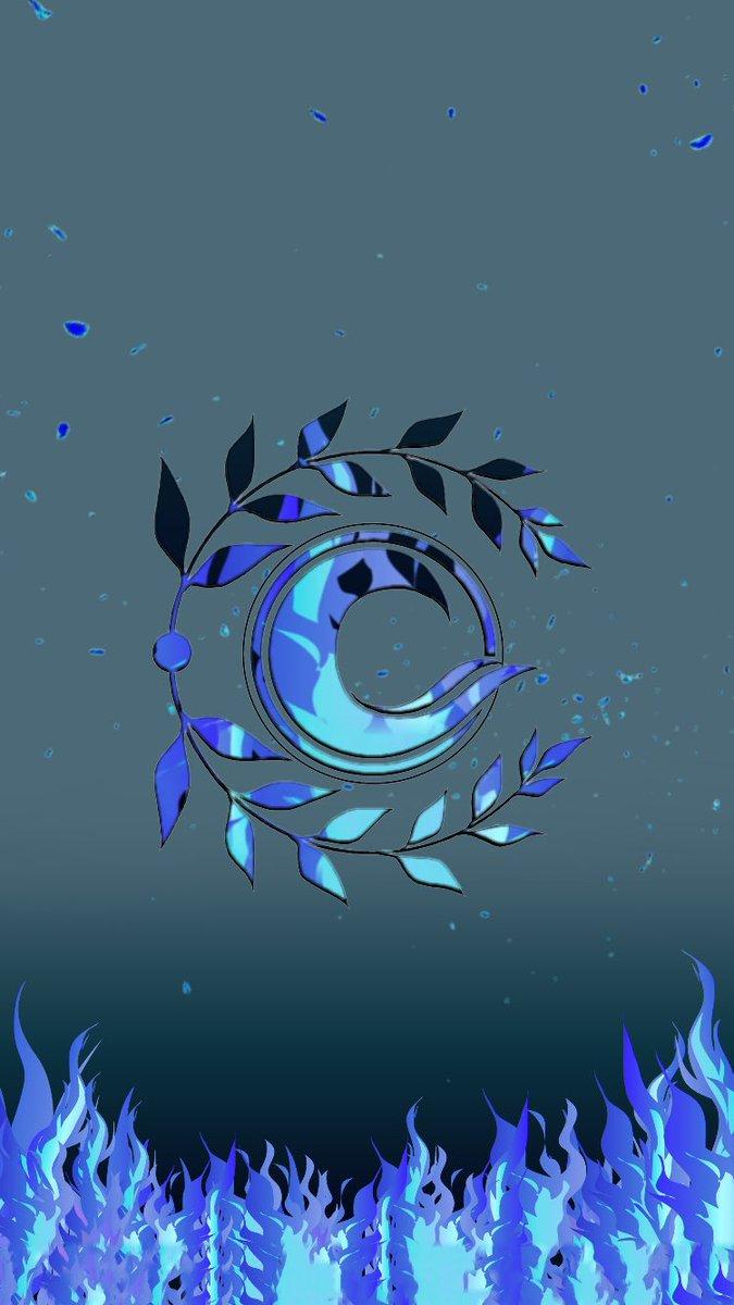 輝桜 かぐさ 夜桜の壁紙画像加工 第65弾 Fgo 赤と青の燃え盛る カルデアの壁紙です あえて文字を入れず シンプルにしてみました Fate Fgo Fatego 夜桜の壁紙倉庫