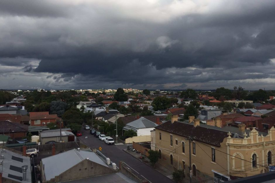 Thumbnail for Heavy rain causes flash flooding in Victoria